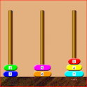 Towers of Hanoi icon