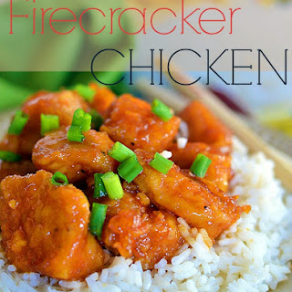Firecracker Chicken.