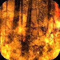 Flames HD Pro Live Wallpaper icon