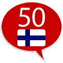 Learn Finnish - 50 languages icon
