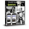 Over 150 Clint Eastwood Quotes icon