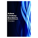 Poems By Adam Lindsay Gordon logo