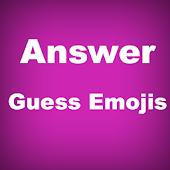 answer guess emojis