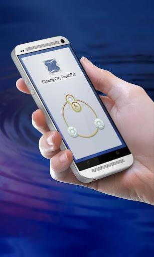 グローイング市 TouchPal Theme