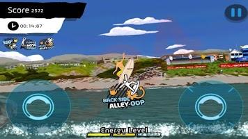 Screenshot of Billabong Surf Trip