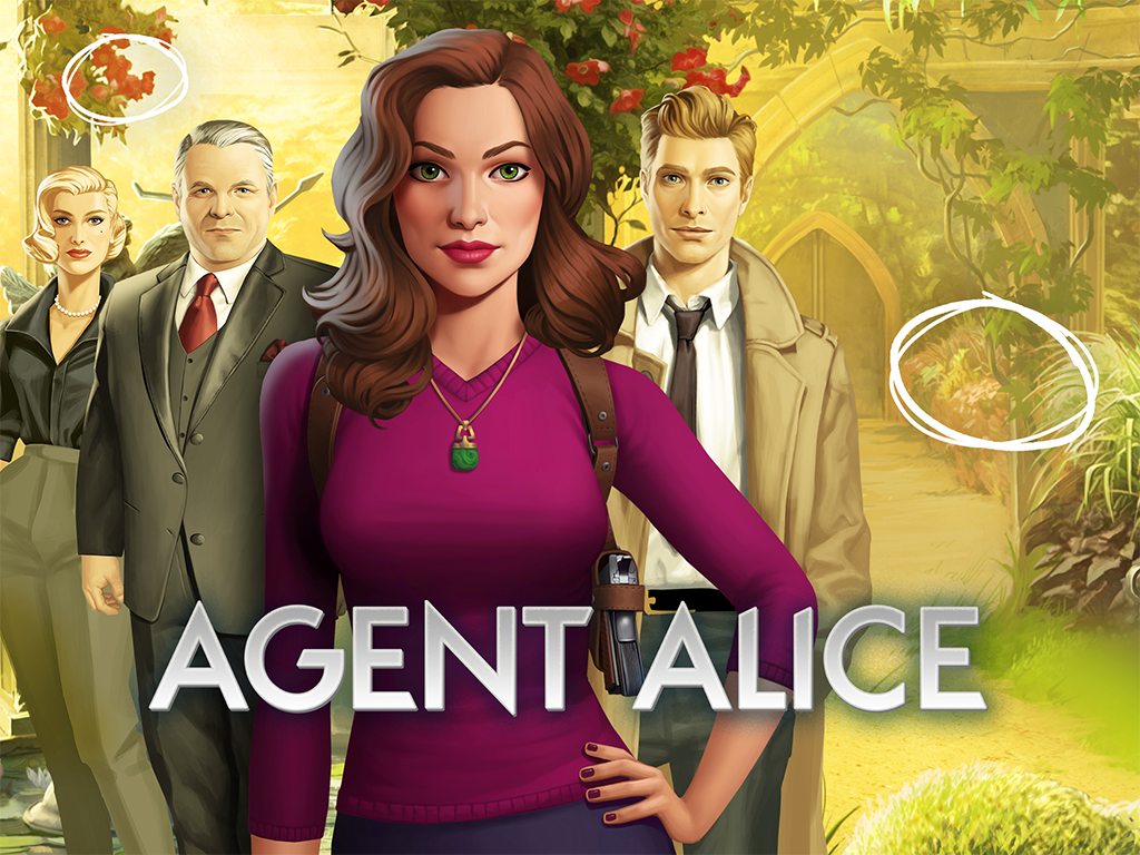 Agent Alice- screenshot