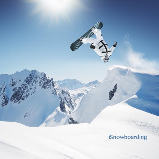 运动のスノーボード EX LOGO-HotApp4Game