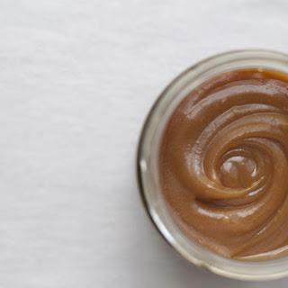 Confiture Caramel au Beurre Salé.