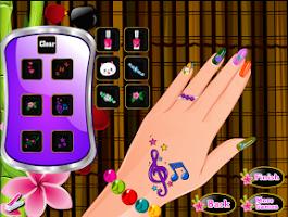Screenshot of Nail Spa