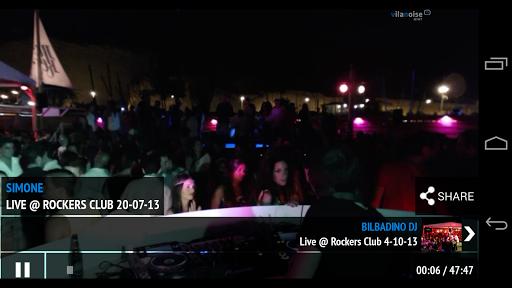 Live Dj TV. Vilanoise