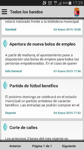 Puebla de Obando Informa