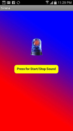 玩免費娛樂APP|下載Police Lights and sound app不用錢|硬是要APP