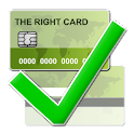 The Right Credit Card logo