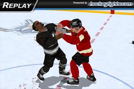 Hockey Fight Lite 1.67 screenshot 99330