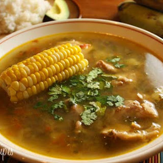 Colombian Chicken Sancocho