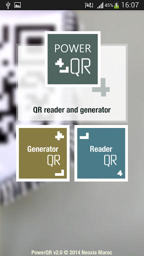 Power QR