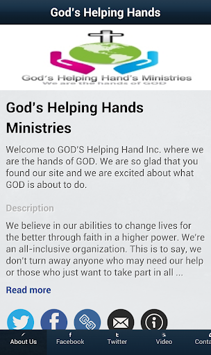 God's Helping Hands Ministries