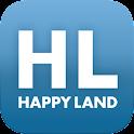 Happy Land - Logo