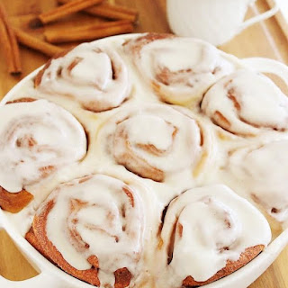 Easy Super Soft Cinnamon Rolls