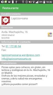 mobiCeliac [mini] - screenshot thumbnail