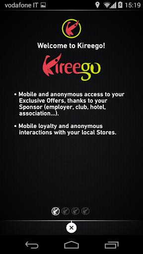 Kireego - Exclusive Benefits