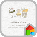 country story 도돌런처 테마 icon