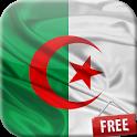 Flag of Algerian icon