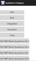 Screenshot of PMP Exam Prep 1600 Questions