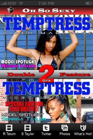 Temptress Double Feature Vol 1