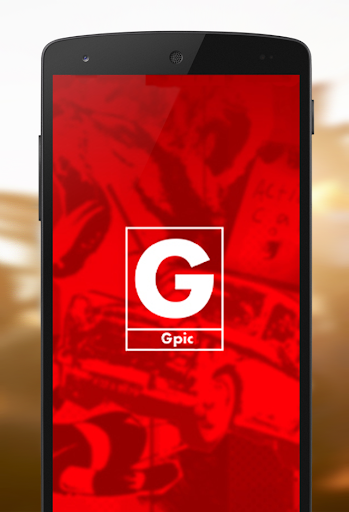 Gerard Way Gpic