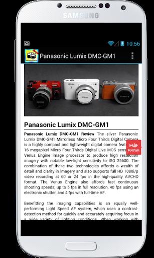 攝影必備APP下載|DMC-GM1 Tutorial 好玩app不花錢|綠色工廠好玩App