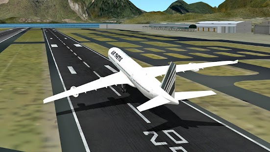 ✈️ Flight Simulator Rio 2013 Free 🛩🛫🛬- screenshot thumbnail