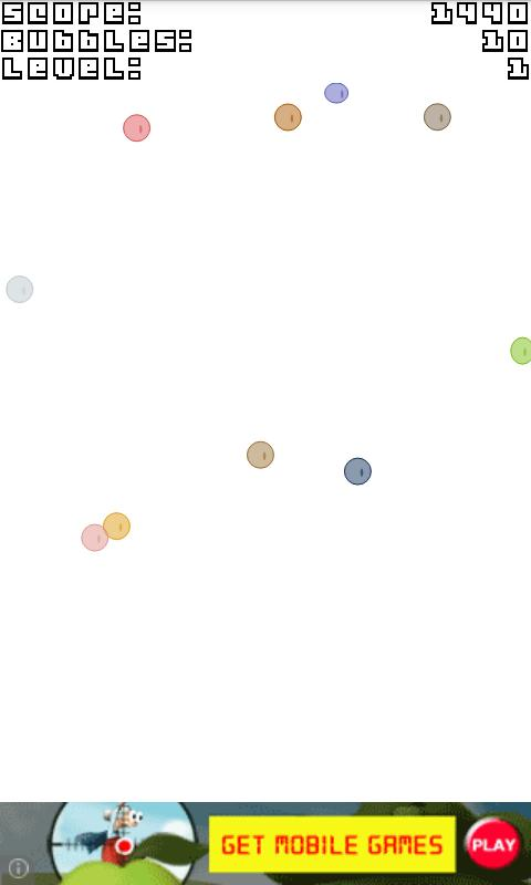 Bouncing Bubbles - screenshot