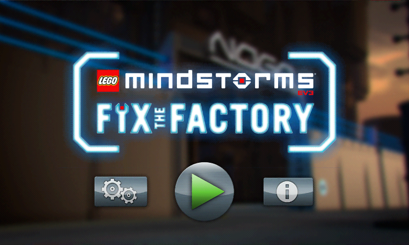 LEGO® MINDSTORMS® Fix Factory – screenshot