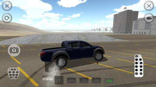 City Pickup 4x4 Simulator