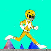 Yellow Rangers action game