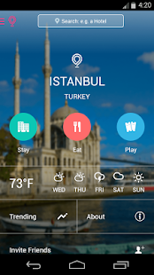 Istanbul City Guide - Gogobot - screenshot thumbnail