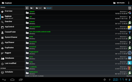 SD Maid - System Cleaning Tool Screenshot 2