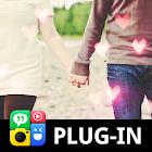 Glitter Filter - Photo Grid icon