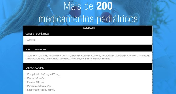 iPediatria, Pediatria Infantil- screenshot thumbnail