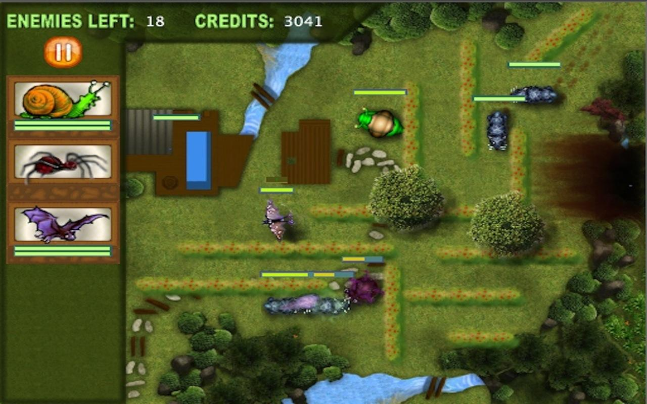 Cutant Mutant Invasion - screenshot