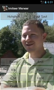 Imiteer Meneer- screenshot thumbnail