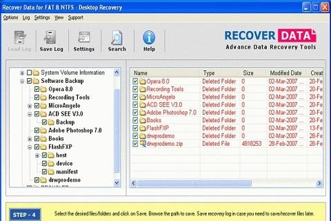 Recovery Of Lost Data Guide