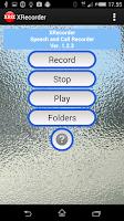 Screenshot of XRecorder