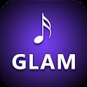 Lyrics for GLAM icon
