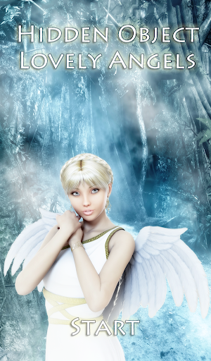 Hidden Object Lovely Angels