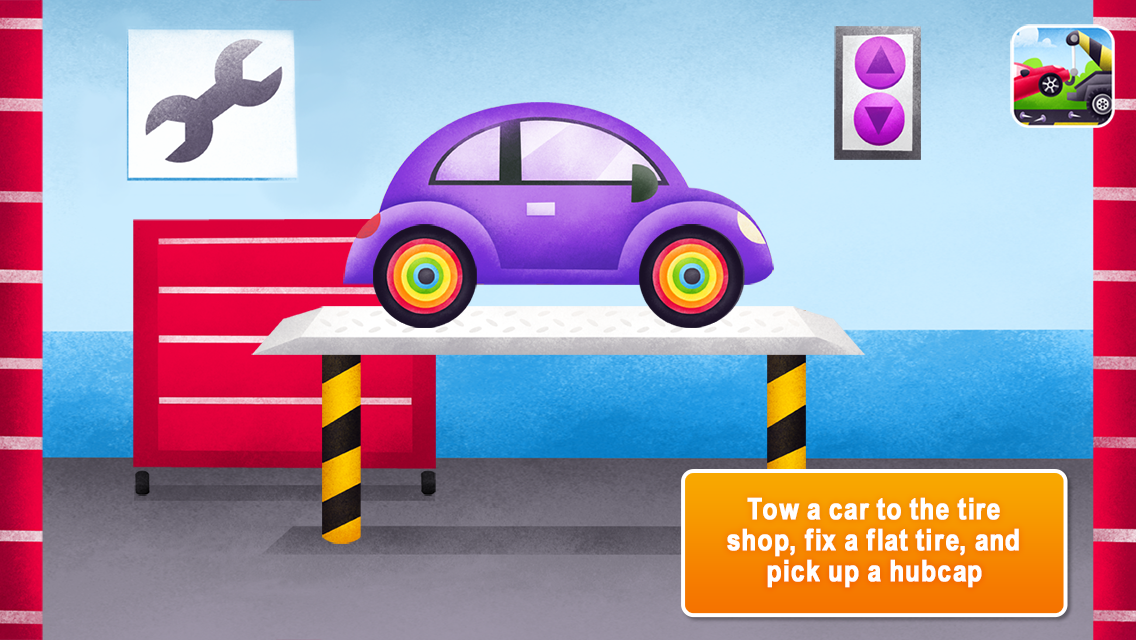 Trucks by Duck Duck Moose - screenshot