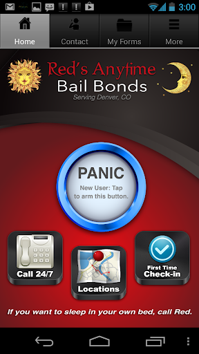 Reds Anytime Bail