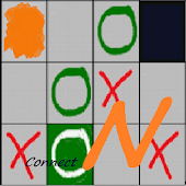 TicTacToe + 4 in a row
