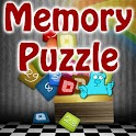 Memory Puzzles Brainteasers logo
